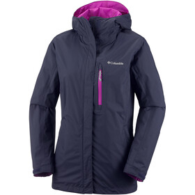 Columbia Pouring Adventure II Jacket Women nocturnal